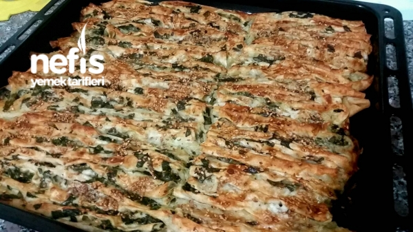 Pileli Börek (ıspanaklı Cok Nefiss)