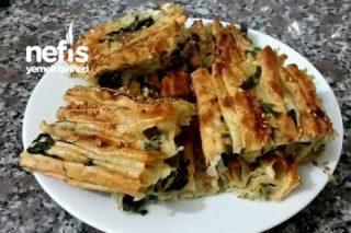 Pileli Börek (Ispanaklı Çok Nefis) Tarifi
