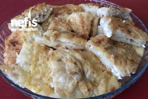 Su Böreği Lor Peynirli Tarifi