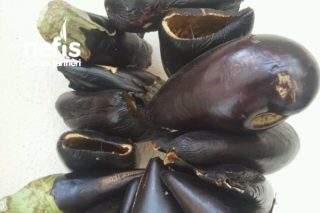 Kışlık Patlıcan Kurutması Tarifi