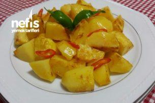 Kremalı Lokma Patates Tarifi