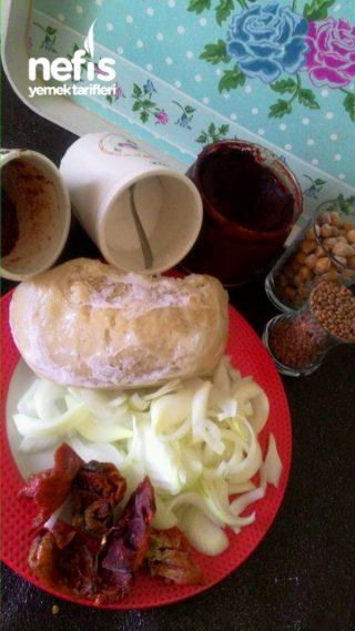 Gaziantep'imin Vitamin Deposu Alaca Çorbası