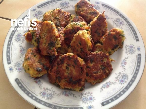 Bayat Ekmek Köftesi (patatesli)