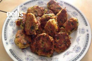 Bayat Ekmek Köftesi (Patatesli) Tarifi