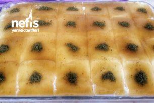 Cheesecake Taklidi Şeftalili Yaz Pastası Tarifi