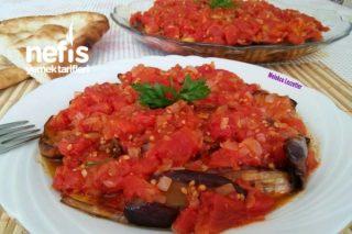 Harika Soslu Patlıcan Çığırtma Tarifi
