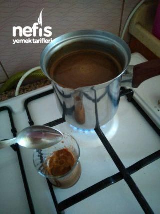Telvesi Az Köpüğü Çok Türk Kahvesi