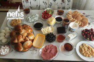 Ablamla Kahvaltımız Tarifi