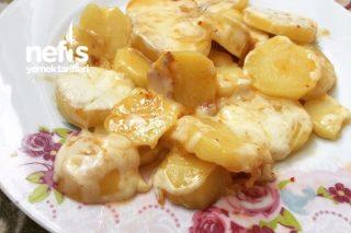 Kaşarlı Patates ( Çok Amaçlı) Tarifi