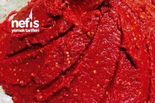 Salça (Domates) Tarifi