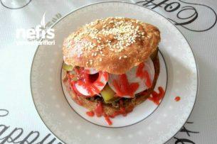 Sağlıklı Hamburger Ekmeği ve Sağlıklı Hamburger Tarifi