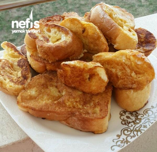 Yumurtalı Ekmek(kabarma Püf Noktası İle)