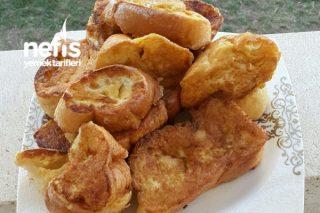 Yumurtalı Ekmek (Kabarma Püf Noktası İle) Tarifi