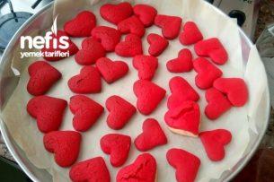 Aşk Kurabiyeleri Tarifi