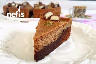 Brownie Cheesecake Tarifi