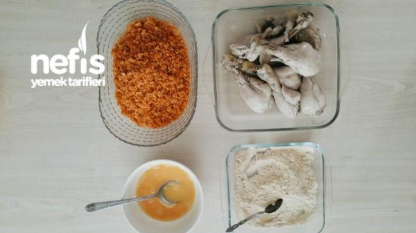 Cipsli Çıtır Çıtır Tavuk