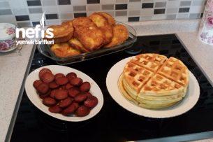 Pazar kahvaltım Tarifi