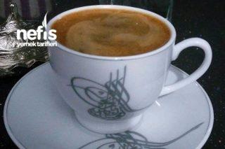 Nohut Kahvesi Tarifi
