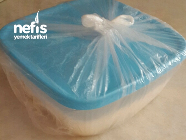 4_4 lük dondurma(4 malzeme ile 4 adimda)