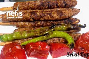 Ev Usulü Adana Kebabı Tarifi