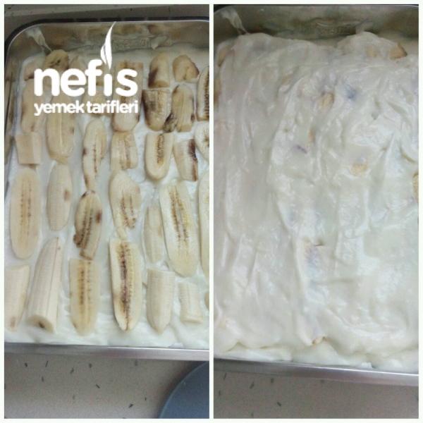 Kedidilli Muzlu Pasta