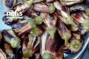 Kışlık Patlıcan (Dondurucu İçin) Tarifi