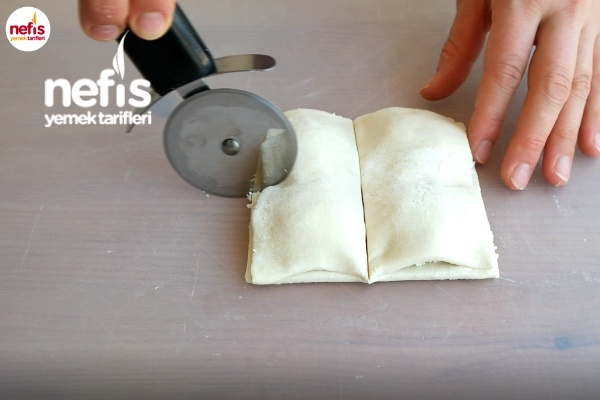Pratik Çıtır Simit Böreği (10 dakikada hazır)