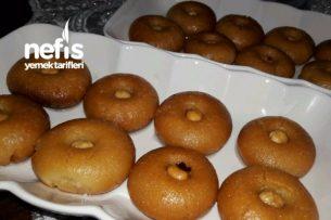 Şekerparem (Pastane Usulü) Tarifi