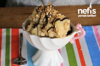 Muzlu Dondurma Nasıl Yapılır? - Bir malzeme ile çok pratik bir tarif