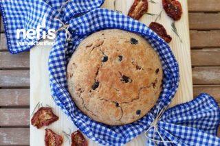 Focaccia Ekmeği (34 Kalori) Tarifi