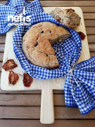 Focaccia Ekmeği(34 Kalori)