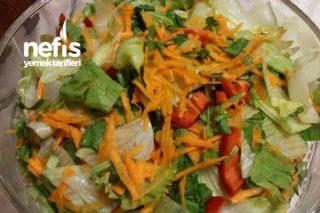 Göbek Salata Tarifi