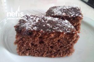 Soslu Kakaolu Kek ( Üzerine Dökülen Sosu Yumurtasız ) Tarifi
