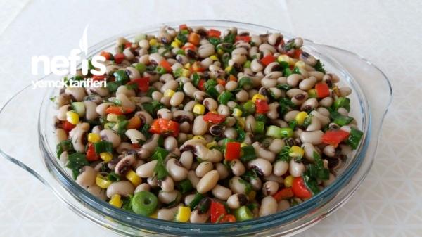 Börülce Salatası(Lif Kaynağı-Demir Deposu)