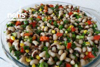 Börülce Salatası (Lif Kaynağı-Demir Deposu) Tarifi