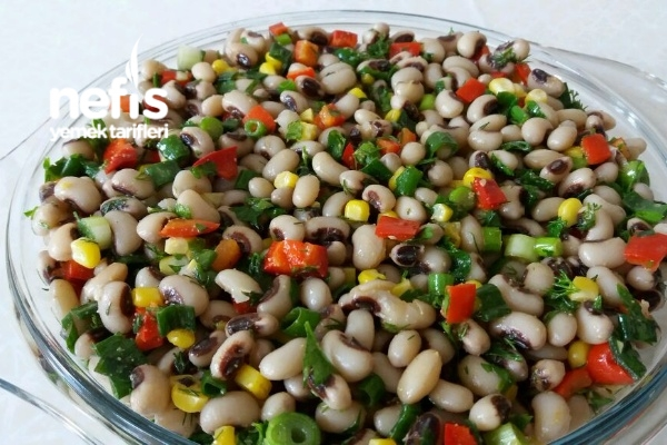 Börülce Salatası (Lif Kaynağı-Demir Deposu)