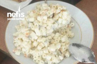 Makarna Salatası Enfes Tarifi