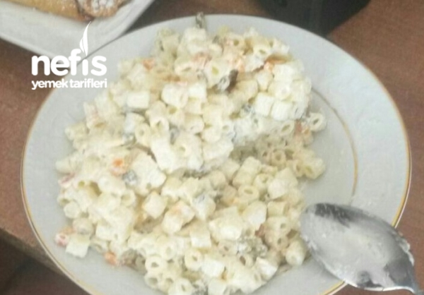 Makarna Salatasi Enfes
