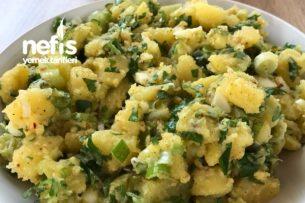 Patates Salatası (Alman Usulü) Tarifi