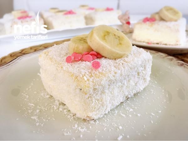 Porsiyonluk Kartopu Pasta