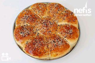 Çiçek Ekmek Videolu Tarifi
