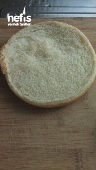 Enfes Ev Burger (Hazır tadında)