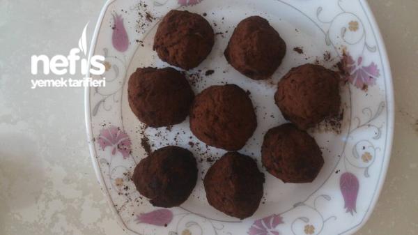 Havuçlu Kakao Topları