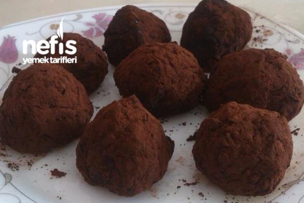 Havuçlu Kakao Topları Tarifi