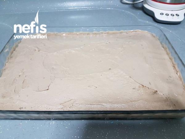Yedikçe Yedirten Nutellalı Bol Çikolatalı Pasta