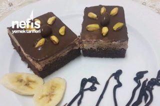 Yedikçe Yedirten Nutellalı Bol Çikolatalı Pasta Tarifi