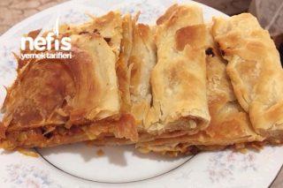Pırasalı Arnavut Böreği (Daha Önce Böylesini Yememiştiniz ) Tarifi