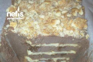 Bisküvili Çikolatalı Dondurma Tarifi