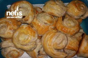 Puddingschnecke Pudingli Çörek Tarifi