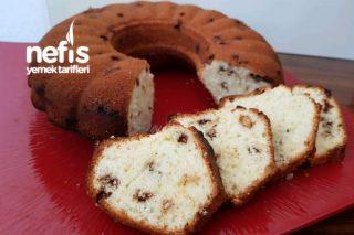 Damla Çikolatalı Hindistan Cevizli Kek Tarifi